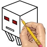 How to Draw: Minecraft World