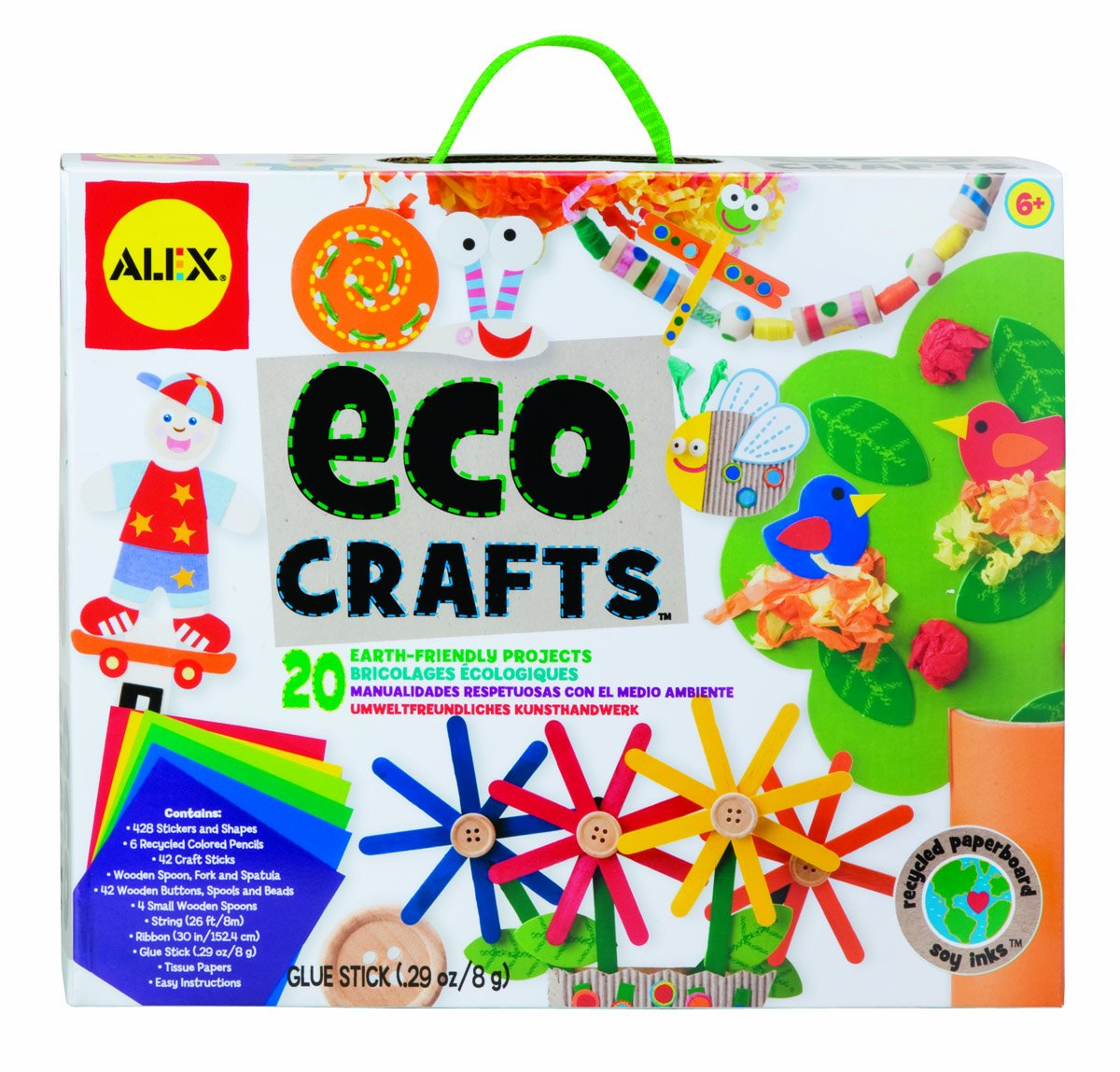 ALEX® Toys - Craft Eco Crafts 146W