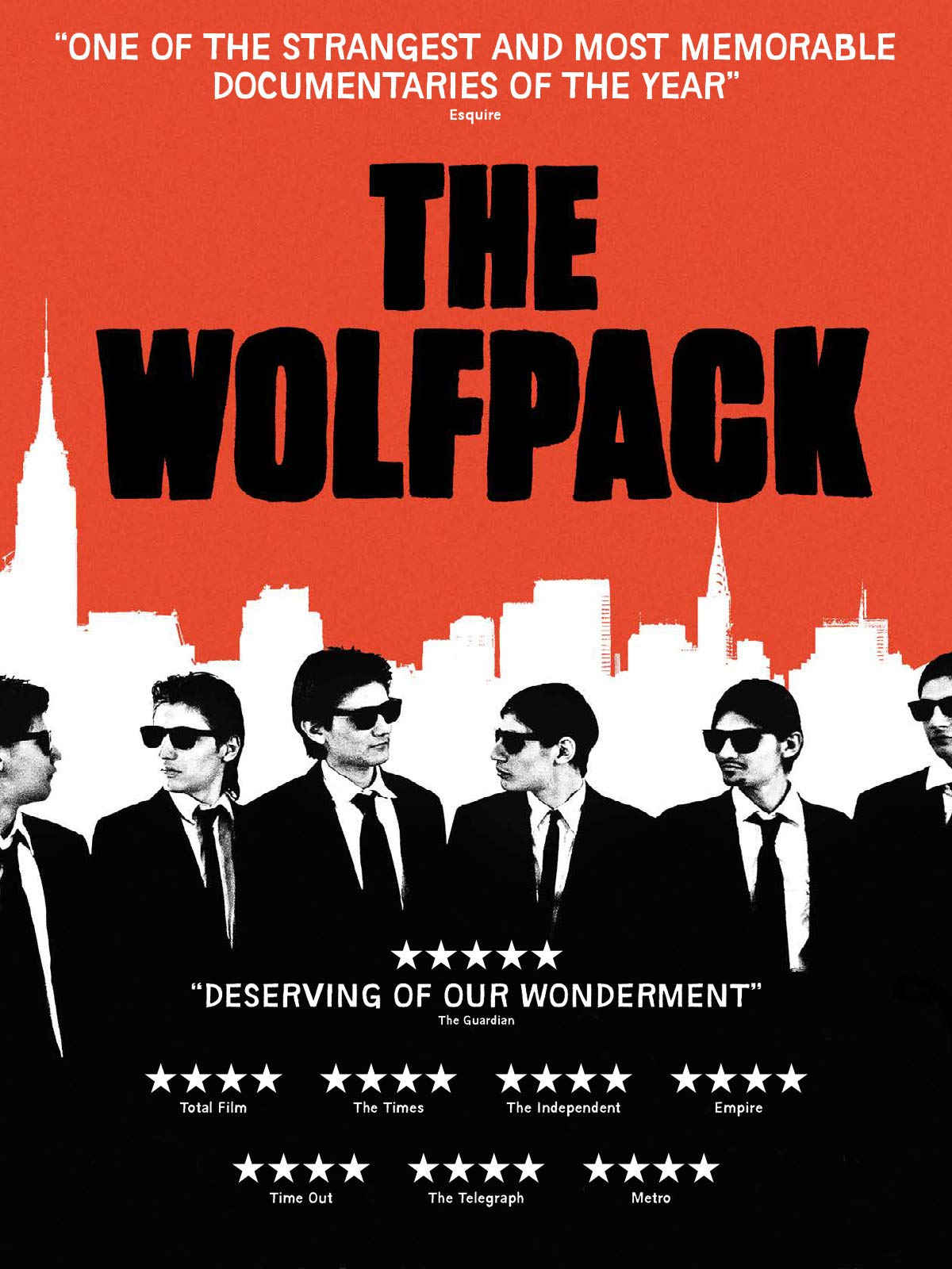 The Wolfpack on Amazon Prime Video UK