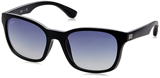 ray ban sunglasses original how to identify rpjh  Ray-Ban Gradient Square Sunglasses 0RB4197I601S4L56