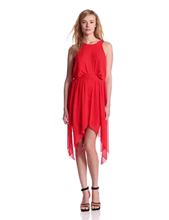 BCBGeneration - Robe - Femme - Rouge (Btred) - 12
