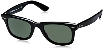 ec1adcf4e85 Ray Ban Wayfarer Sunglasses Black RB2140 90150 available at Amazon for  Rs.6740