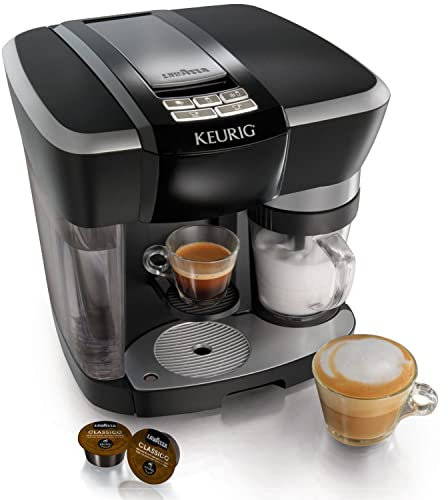 The Keurig Rivo Cappuccino and Latte System Via Amazon