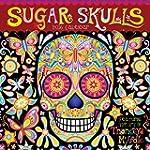 Sugar Skulls 2016 Wall Calendar