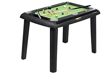Dunlop - 48888 - Table De Billard - 19 Pièces