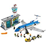 LEGO City Airport Passenger Terminal 60104 Creative Play Building Toy (Color: Multi-colored, Tamaño: One Size)