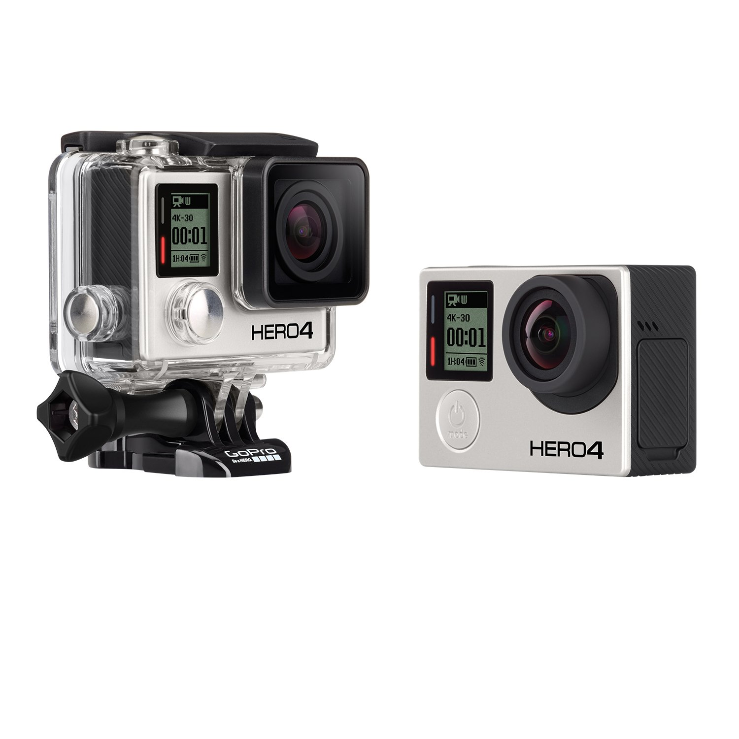 GoPro Hero 4 Black motorcycle action cam