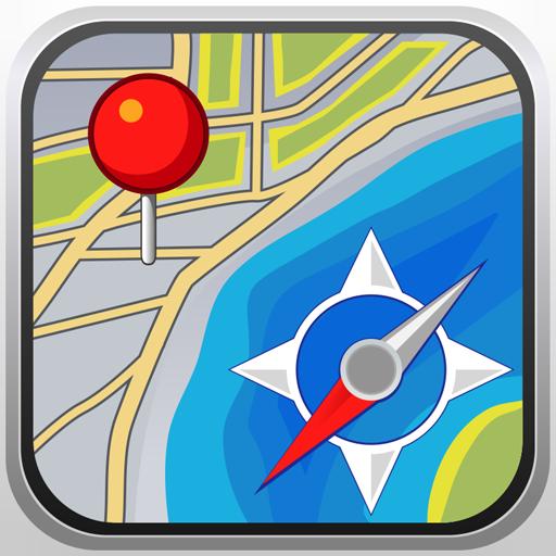 オフラインマップ サンパウロ、ブラジル - CNM
