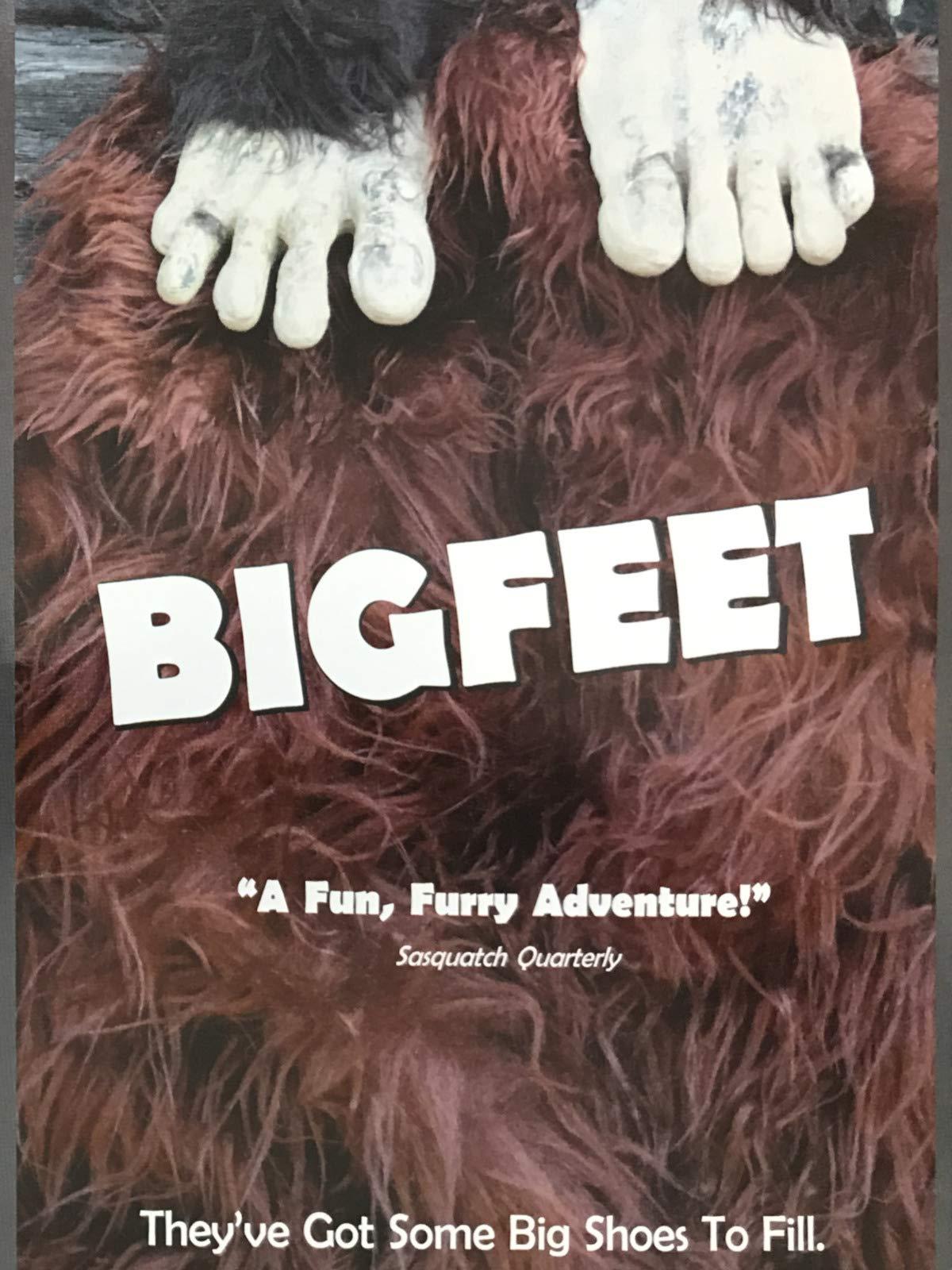 Bigfeet on Amazon Prime Video UK