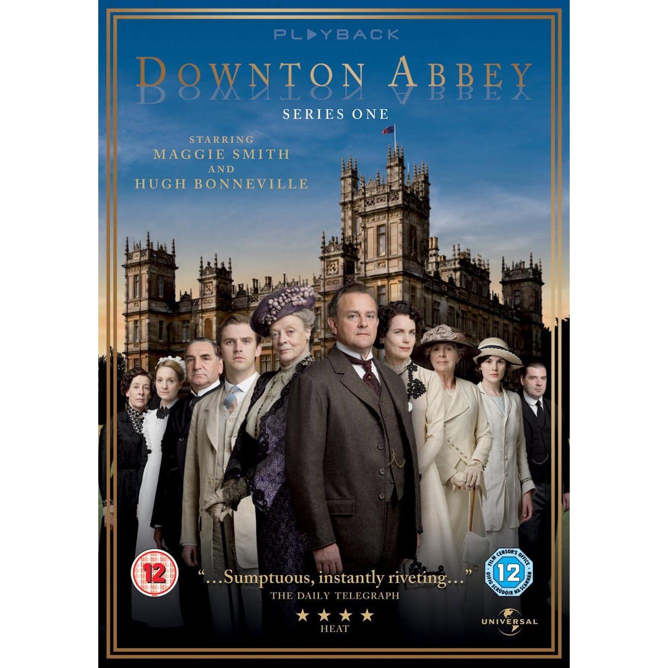 Downton Abbey Saison 01 [EPISODE 01 à 07]  [ BDRip| FRENCH]