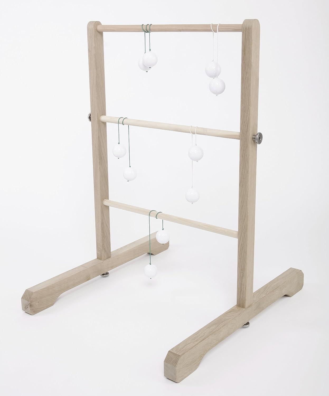 Leitergolf TURNUS, Wurfspiel in hochwertiger Ausführung aus robustem Eichenholz bestellen
