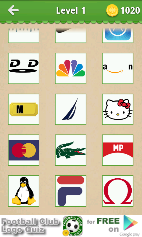 Amazon.com: Guess The Brand - Logo Mania: Appstore for Android