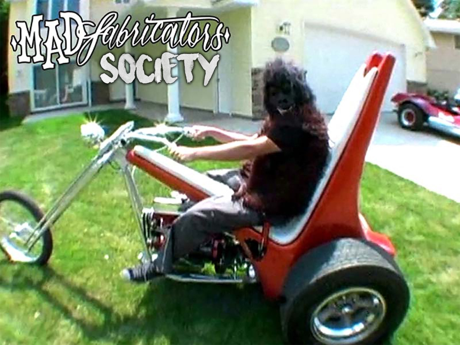 Mad Fabricators Society - Season 3