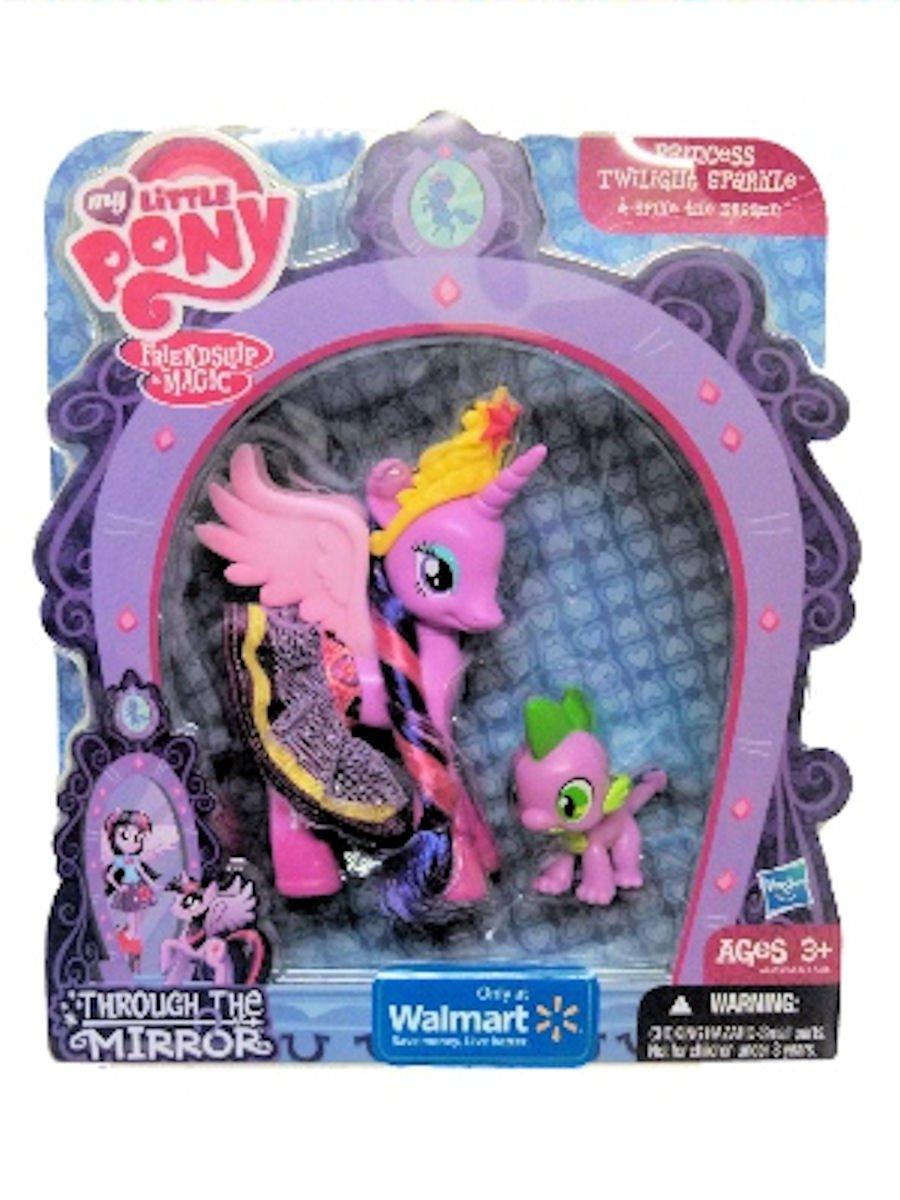 My Little Pony Spielset Pony Einhorn und kleiner Drache – A6474 günstig als Geschenk kaufen