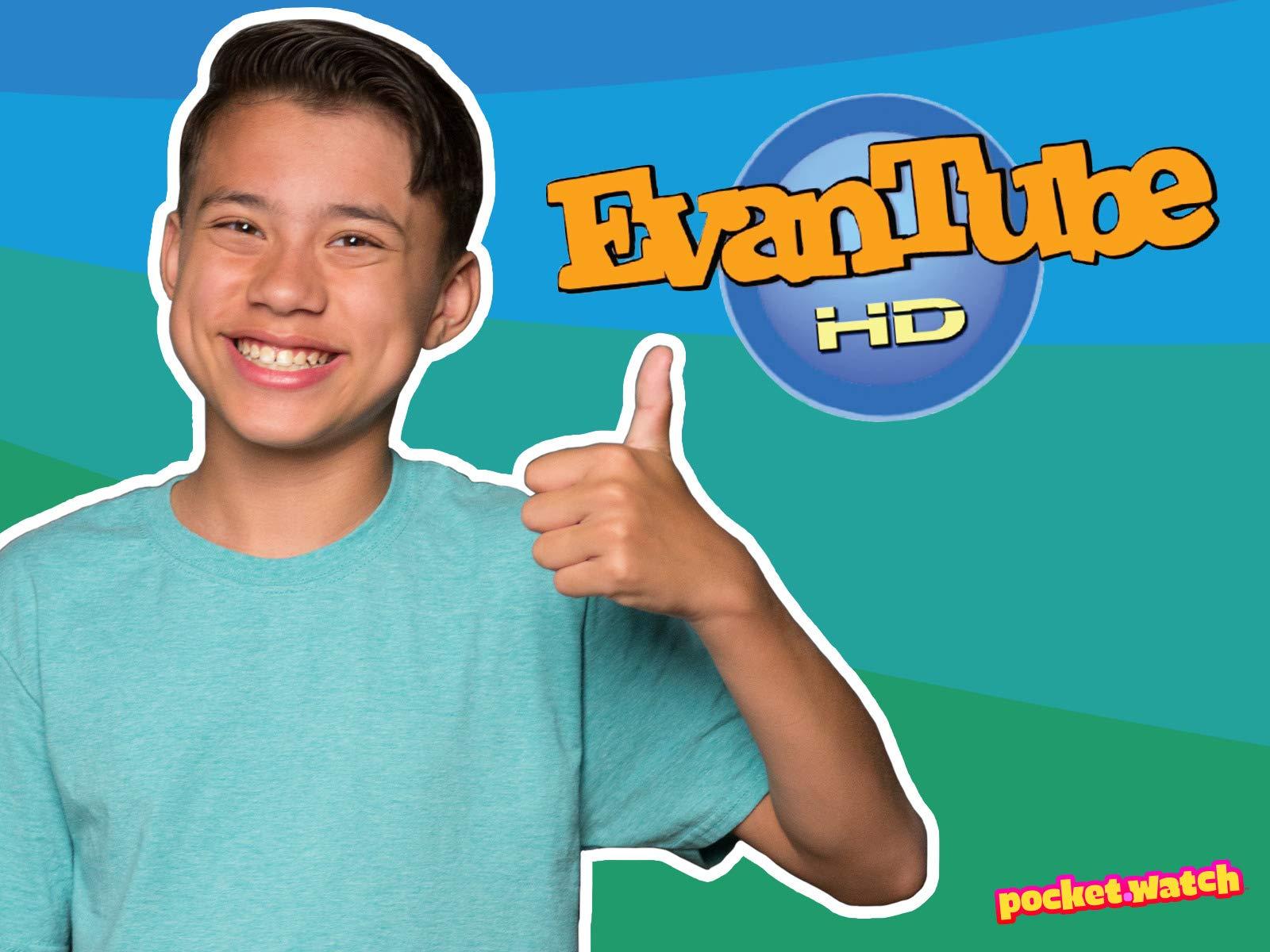 EvanTubeHD on Amazon Prime Video UK