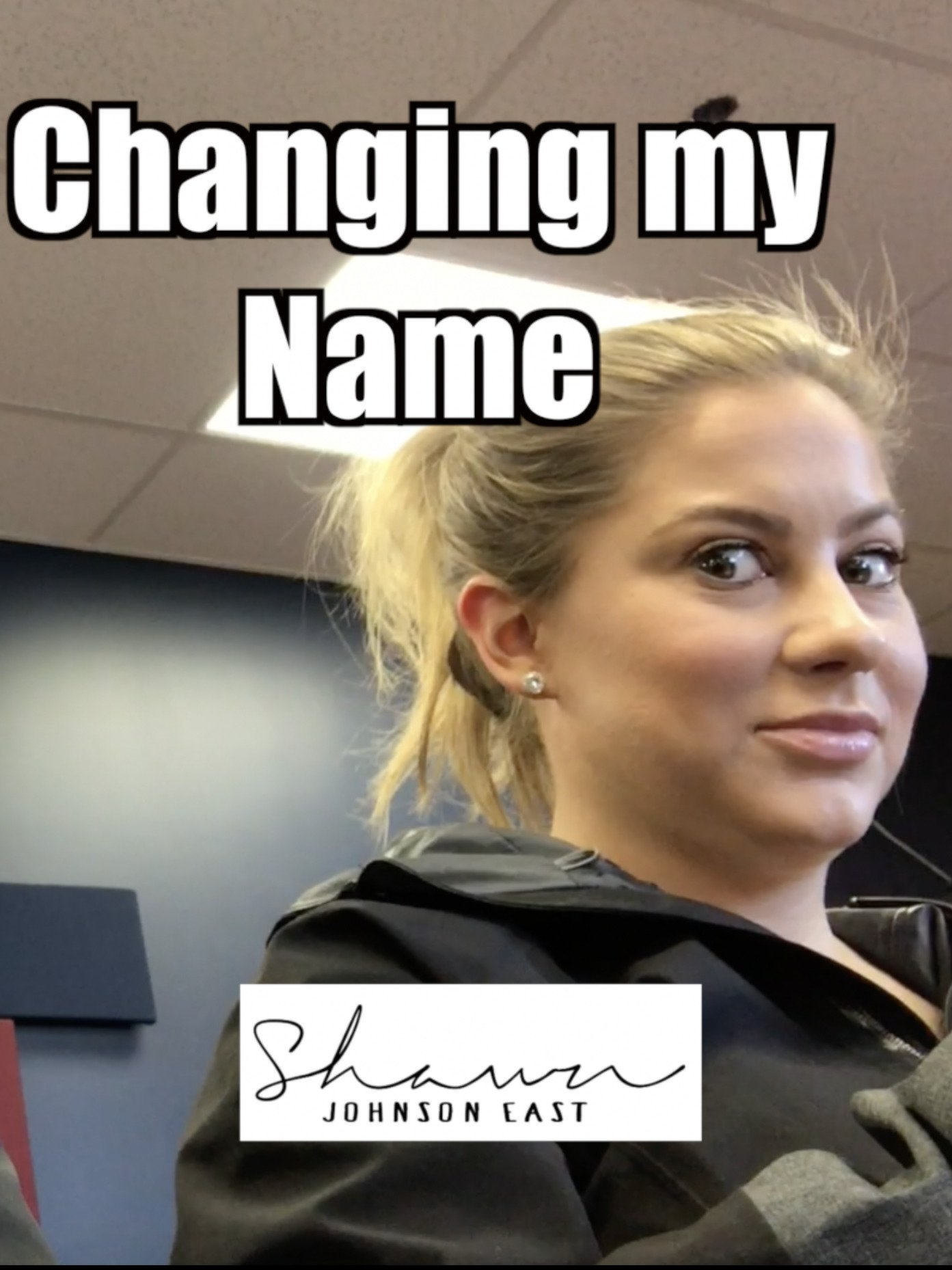 Changing My Name