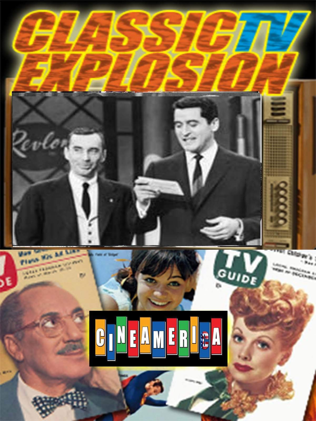 Classic TV Explosion Vol.14 on Amazon Prime Instant Video UK