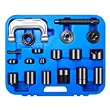 OrionMotorTech 22PCS Master Ball Joint Press | Upper and Lower Ball Joint Removal Tool | Automotive Mechanic Tool Set