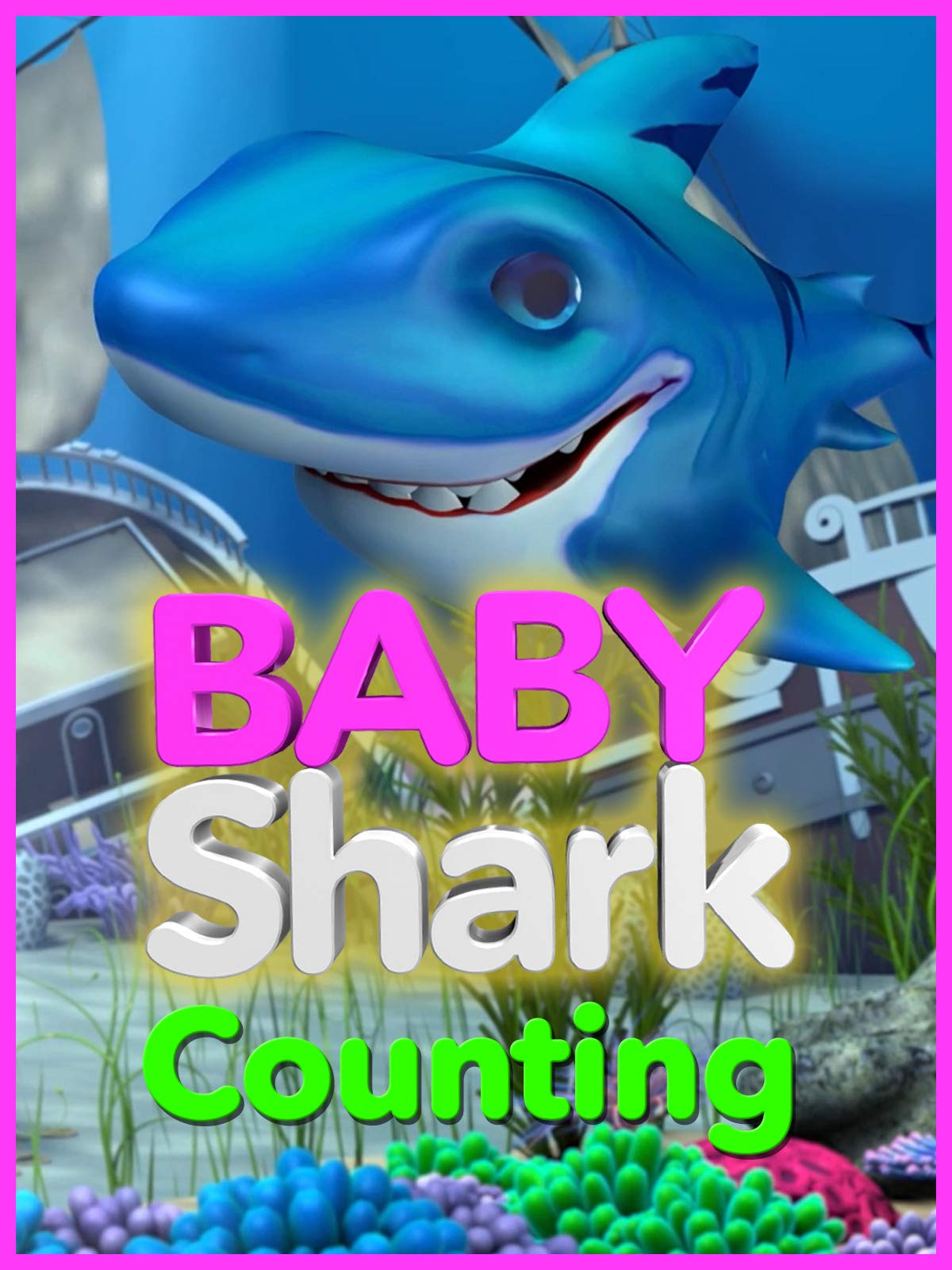 Baby Shark Counting
