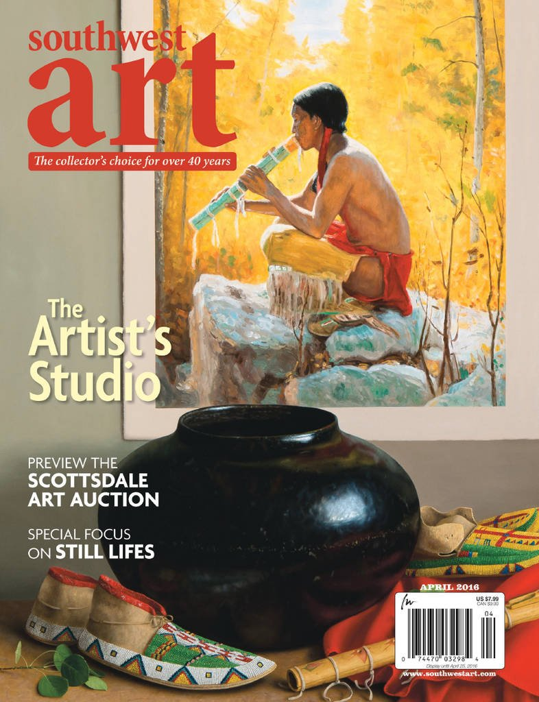 Southwest Art (Print + Kindle)