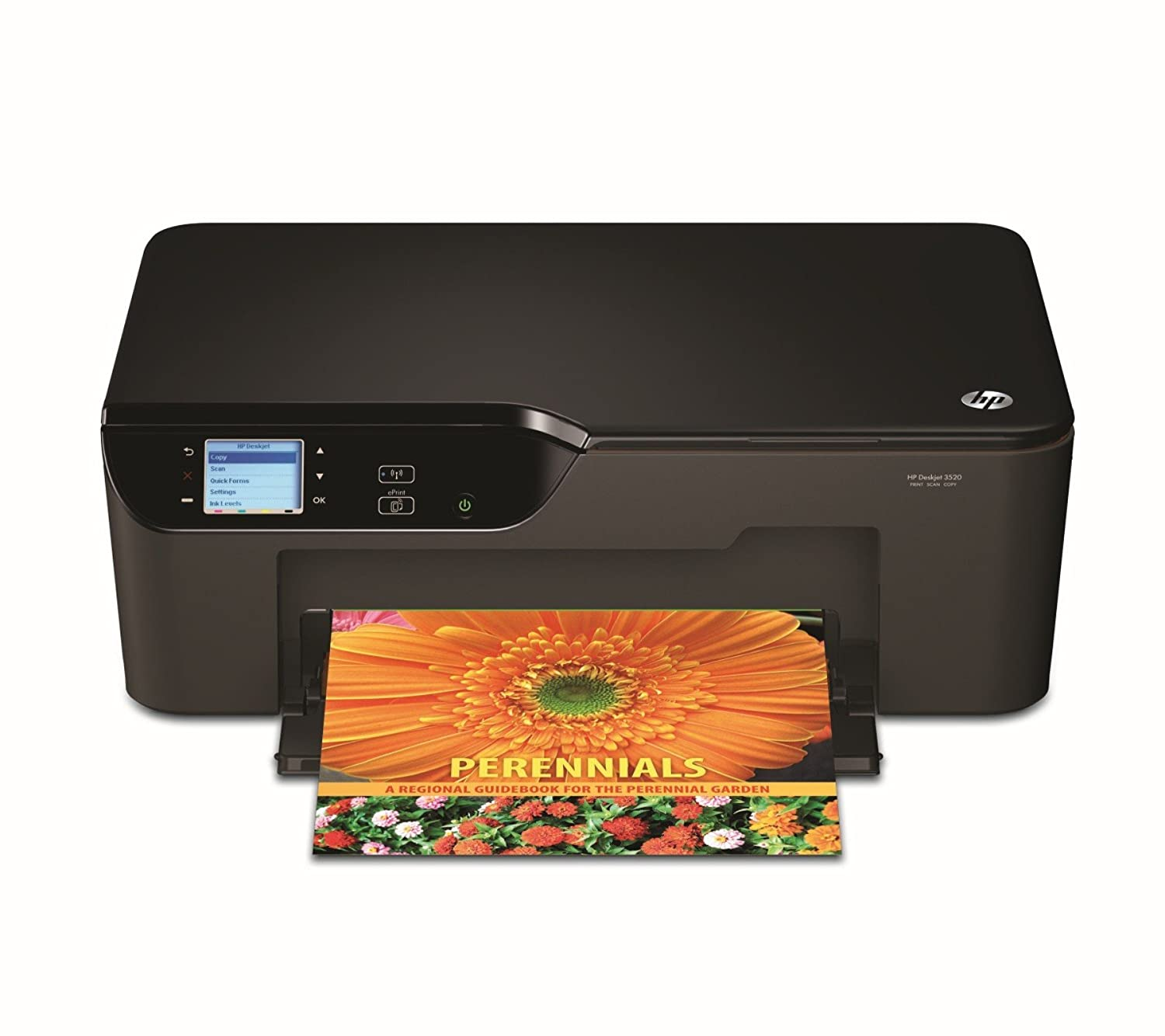 Hewlett Packard DJ 3520 e-All-In-One Wireless Printer
