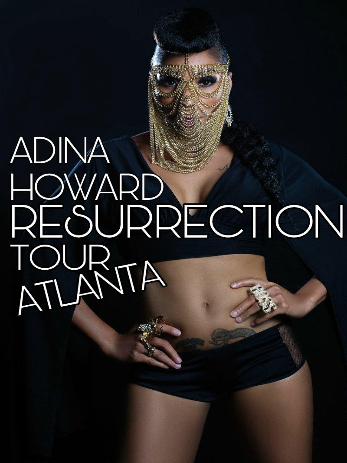 Adina Howard Resurrection Tour Atlanta