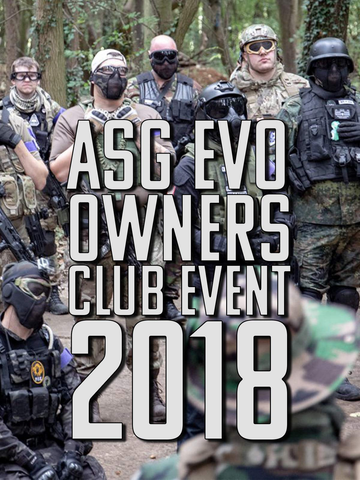 ASG Evo Owners Club Event 2018 on Amazon Prime Video UK