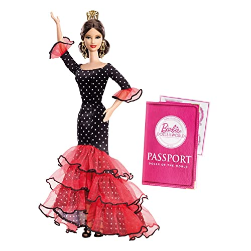 Barbie Collector Dolls of The World - Spain Doll