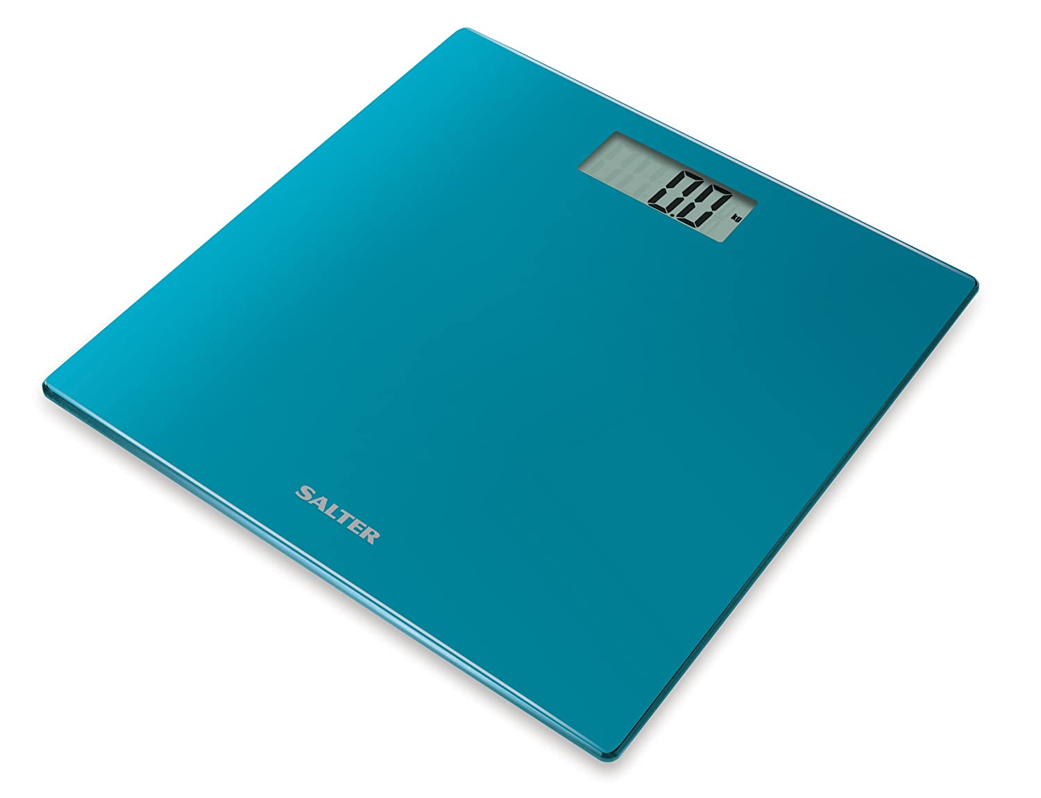 Salter 9069 TL3R Glass Electronic Bathroom Scale