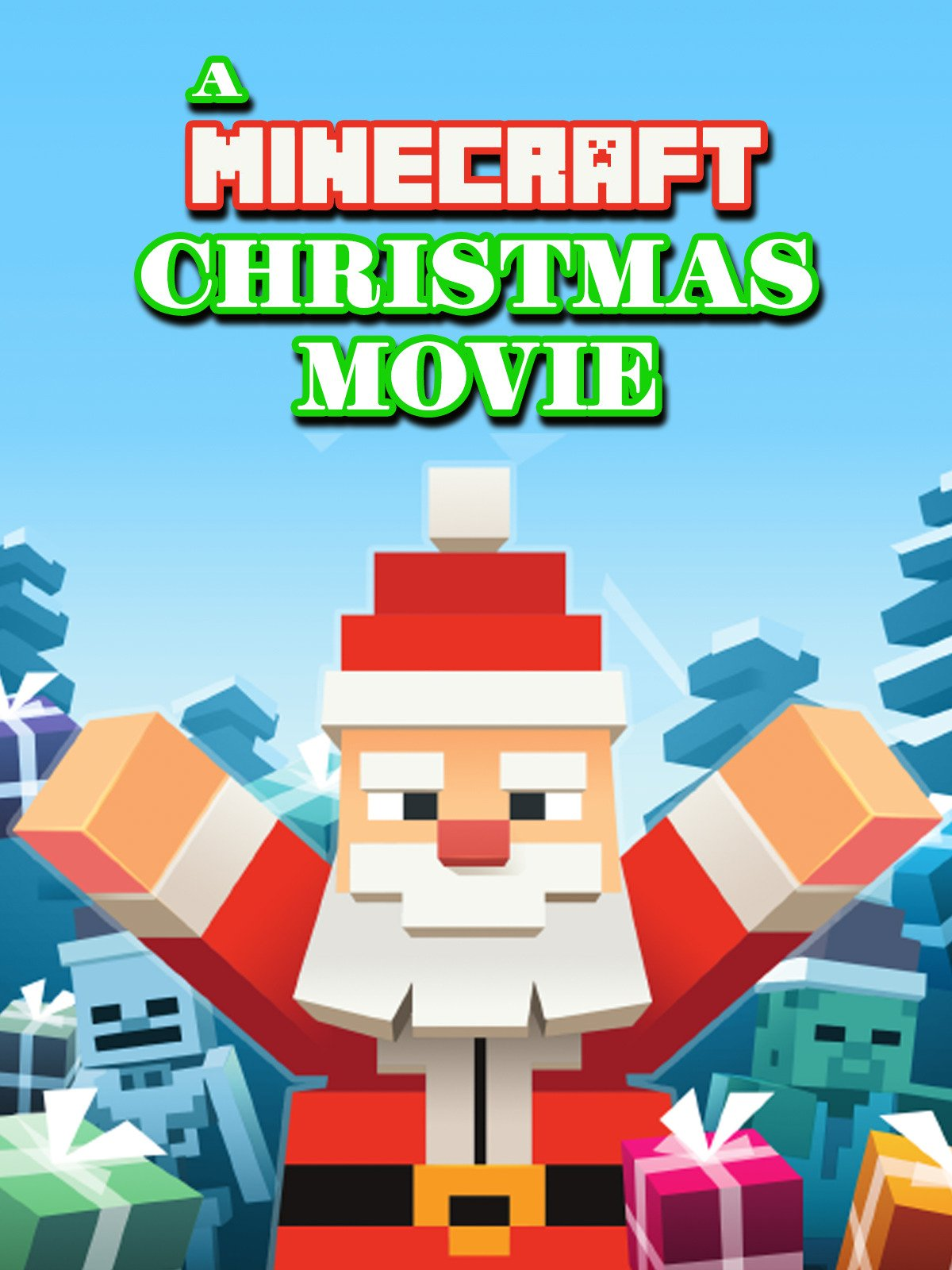 A Minecraft Christmas Movie