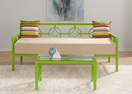 Medallion Organic Green Twin Daybed (Green)