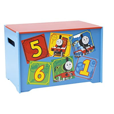 Thomas & Friends MDF Wooden Toy Box