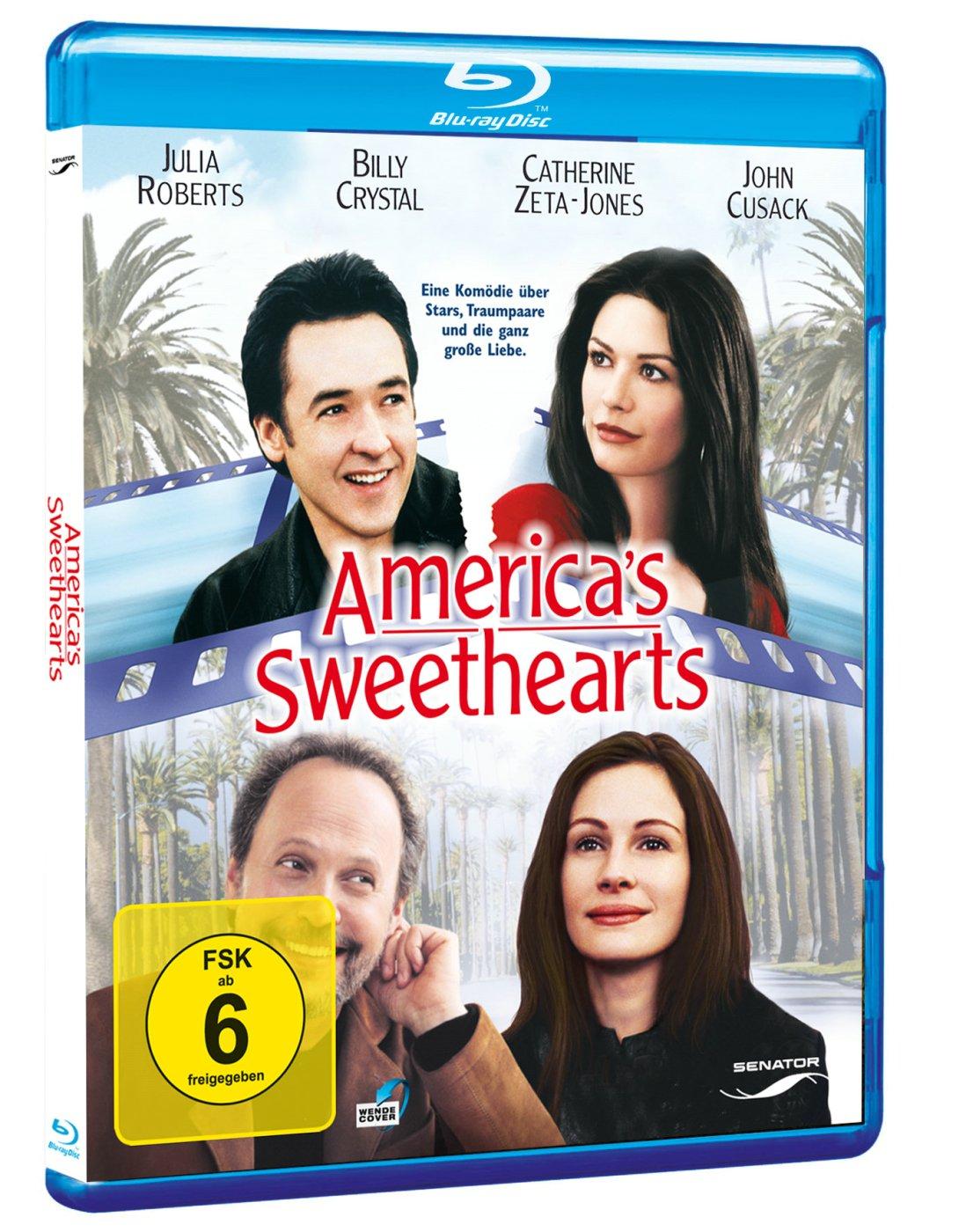 America's Sweethearts [Blu-ray] nur 8,97 staff 15,31€