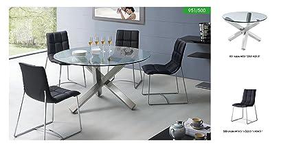 ES-1181 Dining Set Modern Contemporary