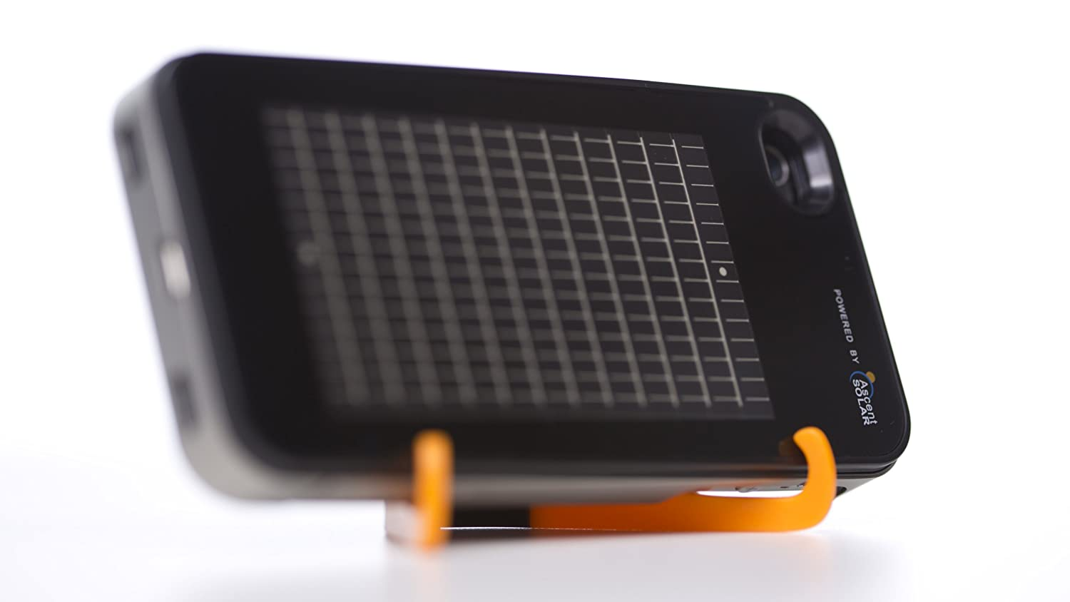 EnerPlex - Compact Solar Charger for iPhone