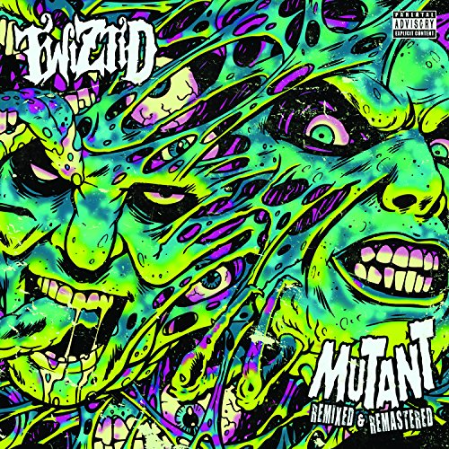 Twiztid - Mutant Remixed And Remastered - Remastered - CD - FLAC - 2016 - FORSAKEN Download