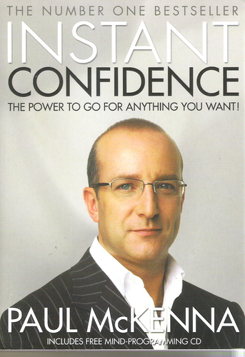 instant confidence book review