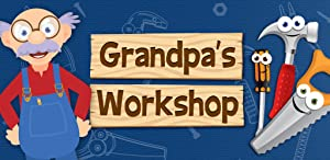 Grandpa's Workshop by Noodlecake Studios Inc