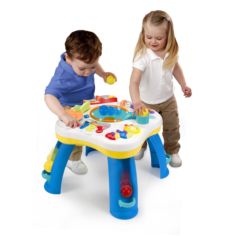 Bright Starts 多功能儿童游戏桌, 原价.99,现价 .74 - 第1张  | 淘她喜欢