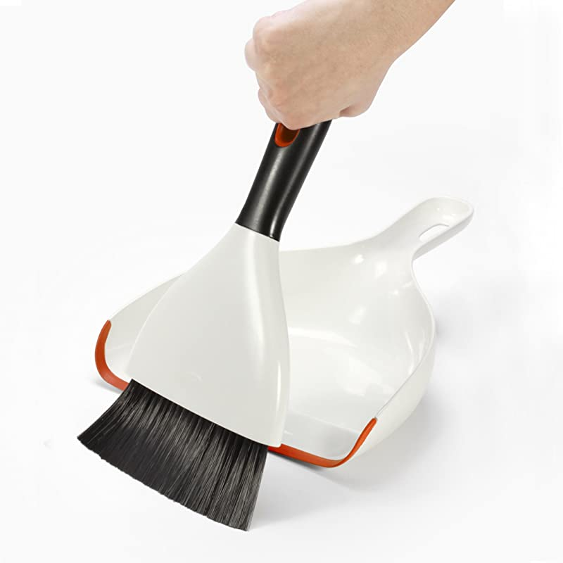 OXO Good Grips Dustpan and Brush Set via Amazon
