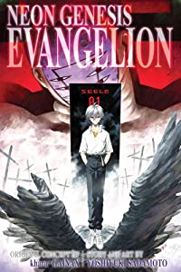 Neon Genesis Evangelion Omnibus volume 4 (Edizione USA 3in1)