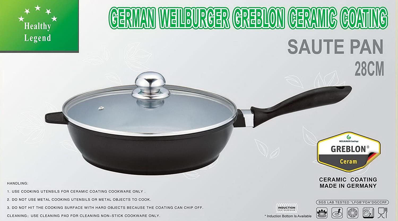 Non Toxic Saute Pan