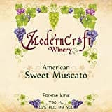 NV Modern Craft Winery American Sweet Muscato 750 mL