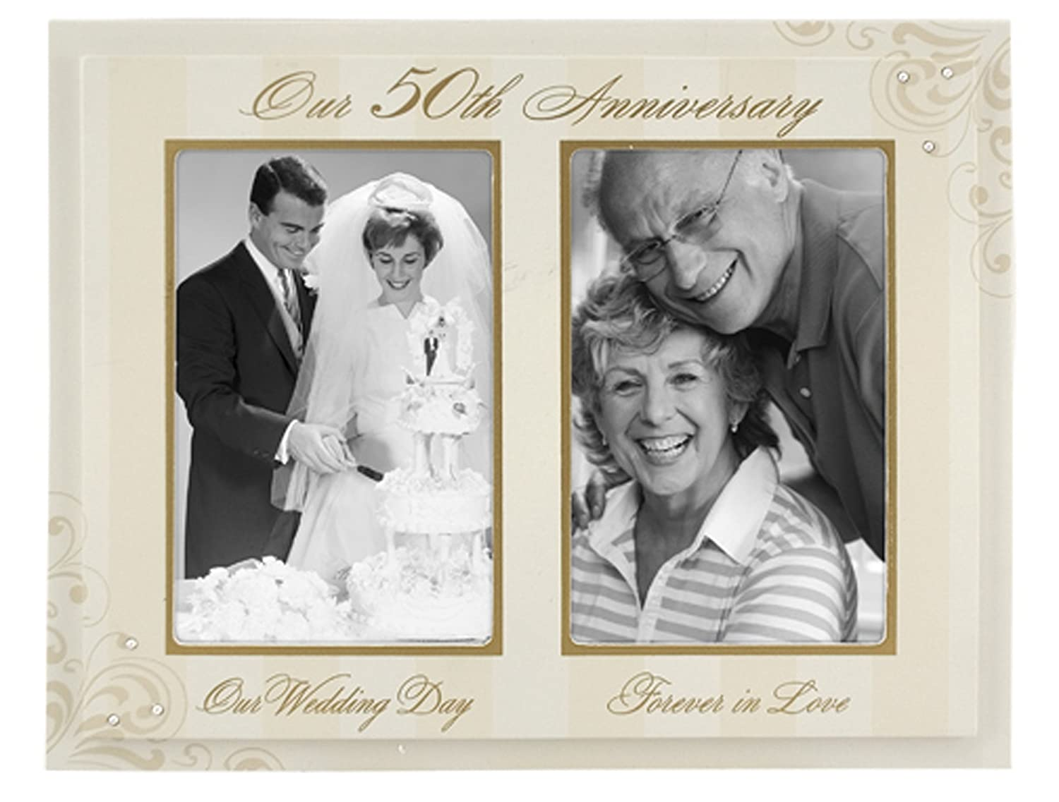 anniversary gift ideas for parents 50th wedding anniversary gift ideas ...