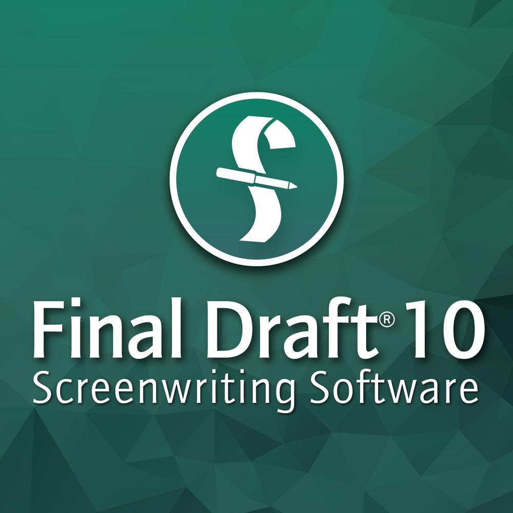 Final Draft 10 [Download]