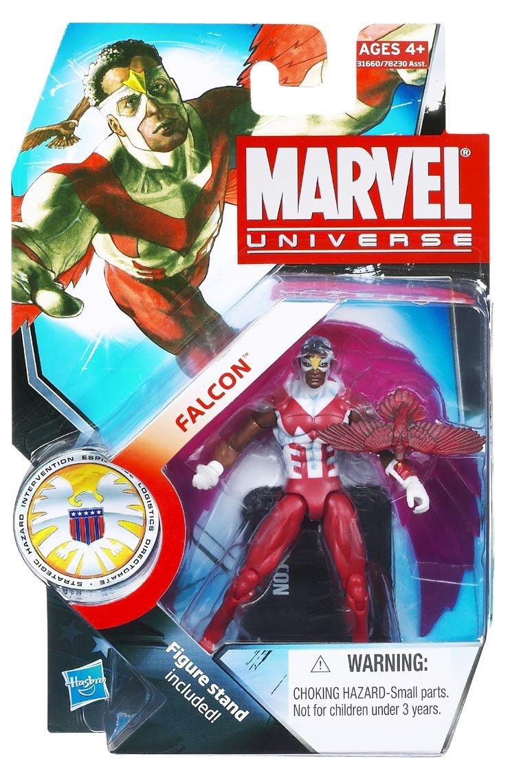 Marvel Universe 3 3/4″ Actionfigur Falcon 31660 # 013 / Serie 3 günstig