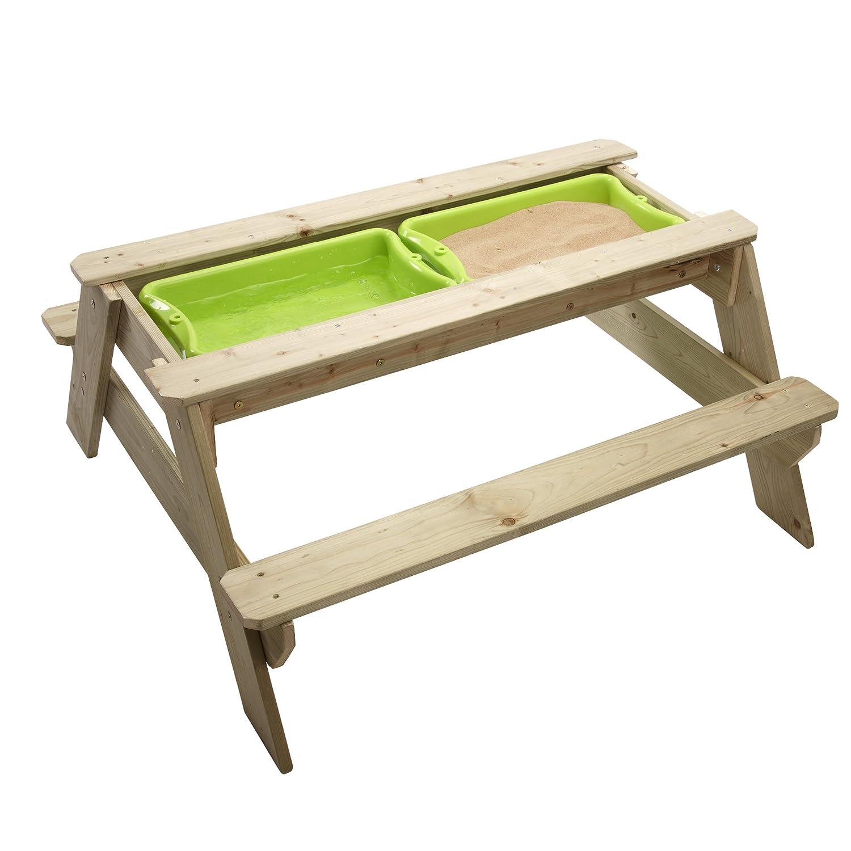 TP 286 - Luxus-Picknicktisch mit Sandkasten