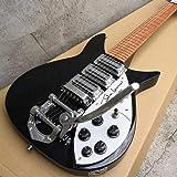 325 electric guitar fingerboard has varnish on it. Chord spacing 527 mm
