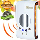 Pest Control Ultrasonic Pest Repeller Electronic Plug in Best Repellent Get Rid Of - Rodents Squirrels Mice Rats Insects - Roaches, Spiders, Fleas, Bed Bugs, Flies, Ants, Mosquito, Fruit Fly, Bee, Bat