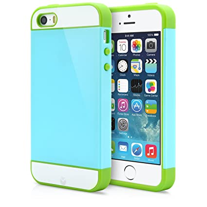 Amazon.com: IPhone 5S Case, Magic Mobile® Ultra Slim Hybrid Thin ...